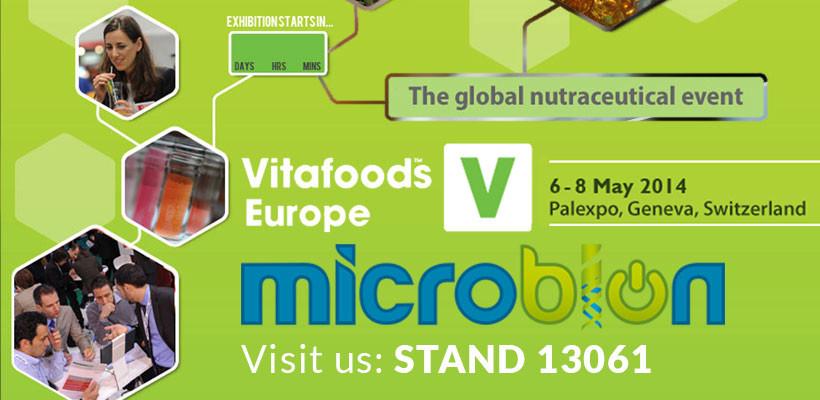 Vitafoods 2014